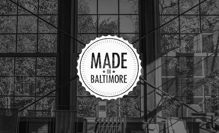 Industrial Arts Collective - Made in Baltimore Pop Up Shop